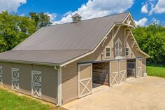 Exquisite custom-built gentleman's farm at 183 Blanche Road Ardmore, Tennessee - horse barn Property Listing, Property For Sale, Find Homes For Sale, Horse Farms, Real Estate Companies, Home Theater, Stables, Luxury Real Estate, Outdoor Pool