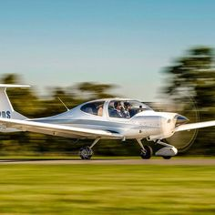 #diamond #aircraft #da40 #departure for #adventure #panning #photo #NoFilter #AdoramaU