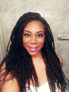 I LOVE Box Braids ! — In love with my twist Instagram: Syancherelle