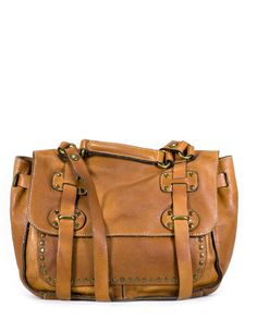 Patricia Nash Cadiz Messenger Handbag in Tan | Country Outfitter. (Personally I'd prefer a different color but love the style.)