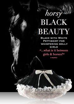 pettiskirt, pettiskirt black white, pettiskirts, petticoat kinderen, dolly pettiskirts, le petit tom   Le Petit Tom ®