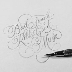 bad sound kills good music - Ryan Hamrick