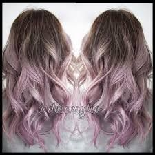 Image result for rosy lavender hair color