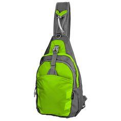 Sling Bag Chest Shoulder Unbalance Gym Fanny Backpack Sack Satchel Outdoor  Bike -- Want additional 3c9817de5968f