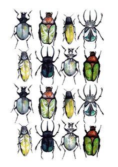 Stop bugging me, 21x30 cm - Illustration
