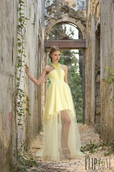 Chrystelle Atallah Collection 2016 - Haute couture - http://fr.flip-zone.com/Chrystelle-Atallah-6188