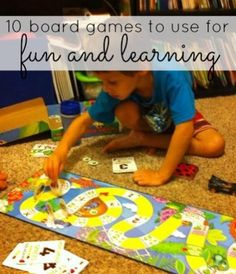 10 Best Board Games For Learning