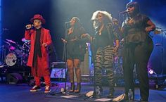 Boy George and Culture Club bring back the 80s in Perth - The West Australian