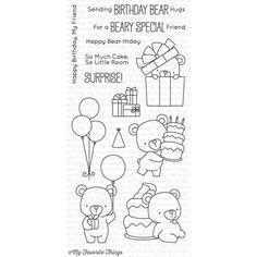 Sending Birthday Bear Hugs!!