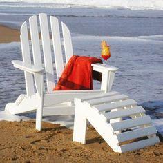 Folding Adirondack Chair and Ottoman  $144-$412