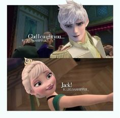 jack frost, frozen, and rise of the guardians image