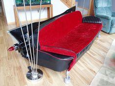 jakes chop shop custom hotrod furniture, car couch, pinup girls and kustom kulture art