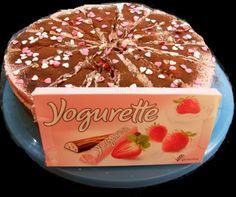 Yoguretten Kuchen glutenfrei