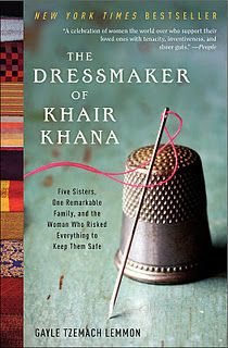 The dress maker of Khair Khana. This non-fictional book tells of the amazing resilience of women under the thumb of Taliban regime. Not only did they survive, but prospered as entrepreneurs and built a foundation on which Afghanistan has begun to rebuild itself since the Taliban lost their control over the government. Very inspiring!