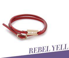 McQ Alexander McQueen - Bracelet Mini Razor Blade - $95