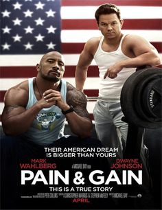 Poster de Pain and Gain (Dolor y dinero)