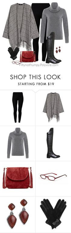 """Happy Thanksgiving!"" by fiftynotfrumpy ❤ liked on Polyvore featuring American Vintage, MANGO, Jaeger, Office, J.J. Winters, GlassesUSA, Carolyn Pollack/Relios and Oasis"