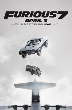 狂野時速7/玩命關頭7(Fast & Furious 7)poster