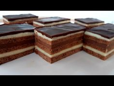 Fun Baking Recipes, Cake Recipes, Dessert Recipes, Bread Baking, Cake Baking, Kolaci I Torte, Torte Cake, Bunt Cakes, Croatian Recipes