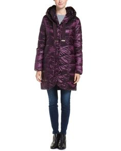 T Tahari Bordeaux Packable Hooded Down Coat is on Rue. Shop it now.