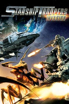 Starship Troopers: Invasion - Unknown | Action & Adventure...: Starship Troopers: Invasion - Unknown | Action &… #ActionampAdventure