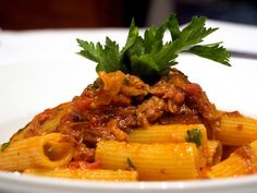 Steal This Recipe: Rigatoni with Braised Lamb Ragout - iVillage