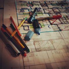 Architecture Sketchs