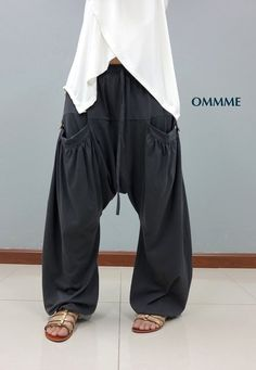 New Harem pants 044