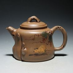 Ni Hui Teapot Chinese collectible tea sets antique by Chinateaware, $345.00