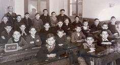 Ecole du bourg de Branges (Saône et Loire) 1951 - Le Journal de Saône et Loire www.lejsl.com/
