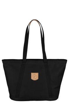 5110e1a96914 New Fjallraven Totepack No.4 Wide Convertible Zip Tote womens handbags.  [$145]