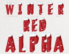 """#Digital #Winter #Alphabet Letters Clipart Clip Art: """"Winter Red Alpha"""" alphabet, red letters with glitter textures and white snow  This Alphabet clip art contains 26 differen... #etsy #digiworkshop #scrapbooking #illustration #creative #clipart #printables #cardmaking #winter #alphabet #christmas #digital #letters #snow #red #glitter #xmas"""
