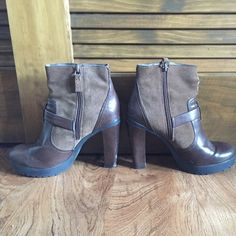 Boots Rose gold boots size 37.5 Rosegold Shoes Ankle Boots & Booties
