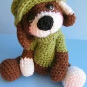 80 Best crochet dog patterns images | Crochet Animals, Crochet dog