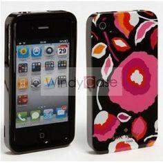 $19.00-Kate Spade iPhone 4 case - morning glory
