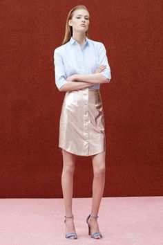 RESORT 2015 ALEXANDER LEWIS COLLECTION
