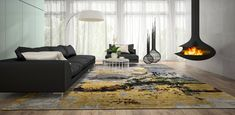 🇮🇹Made in Italy. Order NOW: 📞+971 58 808 45 25 superbiadomus@gmail.com Delivery worldwide✈️🌍 Decor, Wall Carpet, Rug Design, Rugs On Carpet, White Carpet, Patchwork Rugs, Home Decor, Wall Patterns, Contemporary Rug