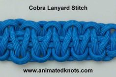 Animated Knots (many different knots, very thorough how-to's.)