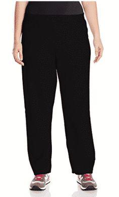 Women's Active Pants - Just My Size Women's Plus-Size Fleece Sweatpant at Women's Clothing store: Clothing For Tall Women, Pants For Women, Clothes For Women, Plus Size Joggers, Leggings Depot, Fitness Wear Women, Just My Size, We Are The World, Fleece Pants
