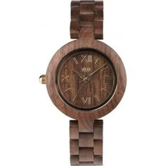 WeWOOD ACASIANUT Acasia Nut Watch by WeWood -- Awesome products selected by Anna Churchill