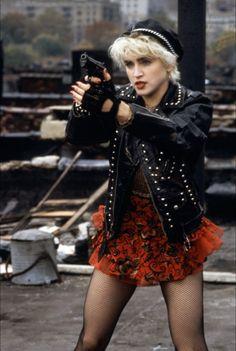 2de8d49ae Madonna : On The Cover Of A Magazine OTCOAM rare madonna photos best  madonna… Joy Buran · girls with guns