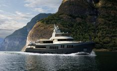 Bering Yachts extends its Expedition series with 40m explorer