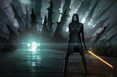 Jedi killer, Alwyn Talbot on ArtStation at…