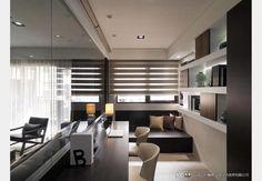 現代風書房 Study Room Design, Design Case, Conference Room, Table, Furniture, Home Decor, Decoration Home, Room Decor, Tables