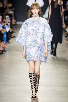 Andrew Gn Spring/Summer 2018 Ready To Wear | British Vogue