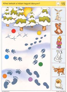 Idea for children's nature activity book 4 Year Old Activities, Printable Activities For Kids, Toddler Learning Activities, Preschool Education, Free Preschool, Brain Activities, Montessori Activities, Kids Learning, Fine Motor