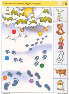 Idea for children's nature activity book Pre K Activities, Printable Activities For Kids, Fun Worksheets, Brain Activities, Montessori Activities, Emotions Preschool, Preschool Education, Educational Games For Kids, Toddler Activities
