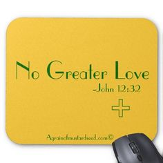 No matter how hectic your Agrainofmustardseed.com mouse pads serves as a gentle reminder of our God and His ability and willingness to come through for us! Every time you look at your mouse pad, you'll be reminded of God's goodness, mercy, and His grace in your life and the lives of your loved ones. www.agrainofmustardseed.com