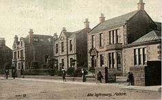 Falkirk Infirmary, Lady's Mill