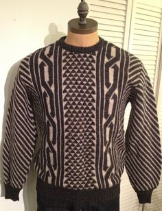 Vintage MENS Giorgio Lavi made in Italy wool by pandaJpanda, $28.00